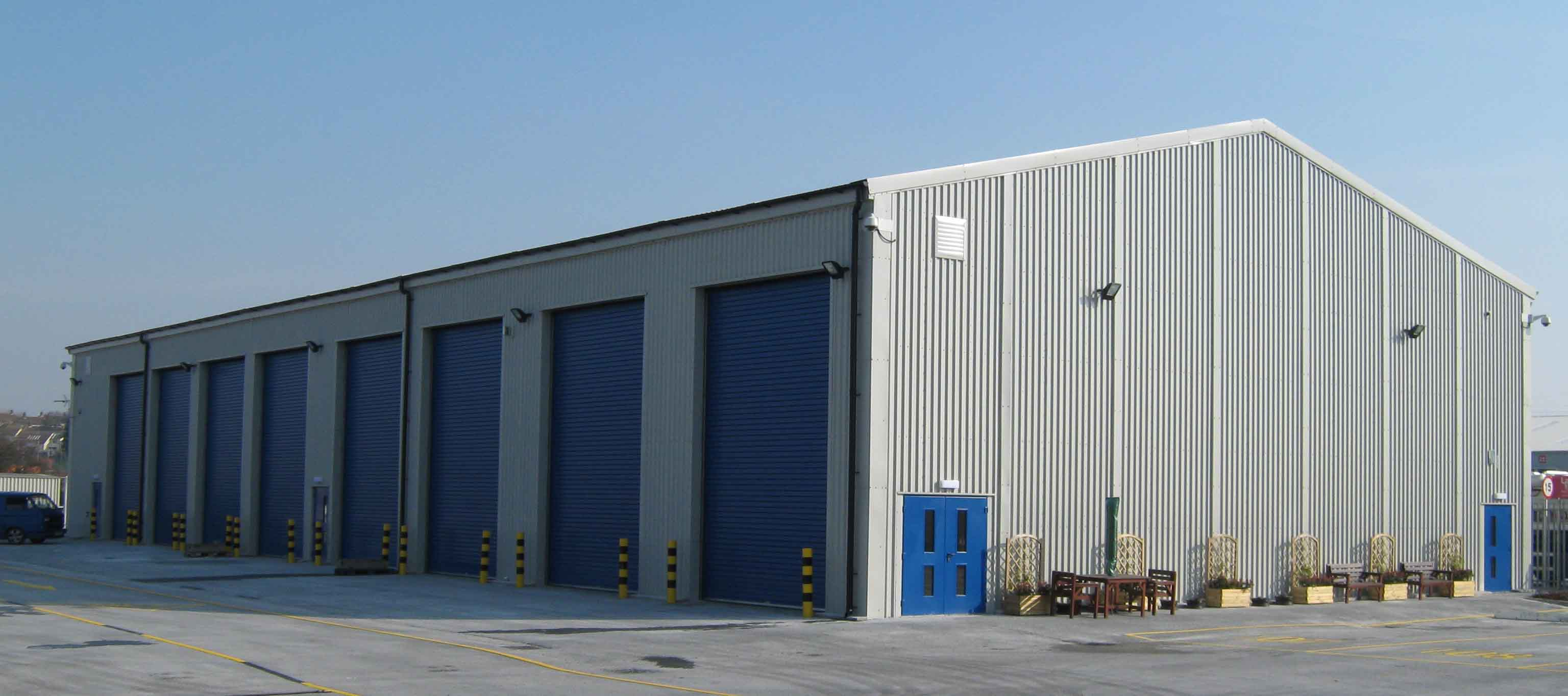 ROYAL MAIL BUILDING 8 BAYS