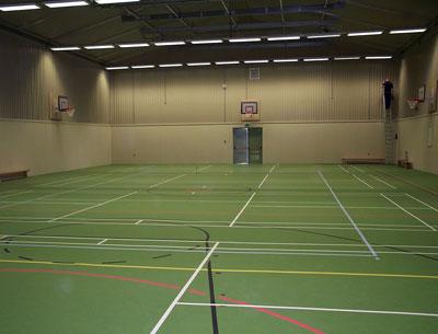 Chasetown Gymnasium Internals
